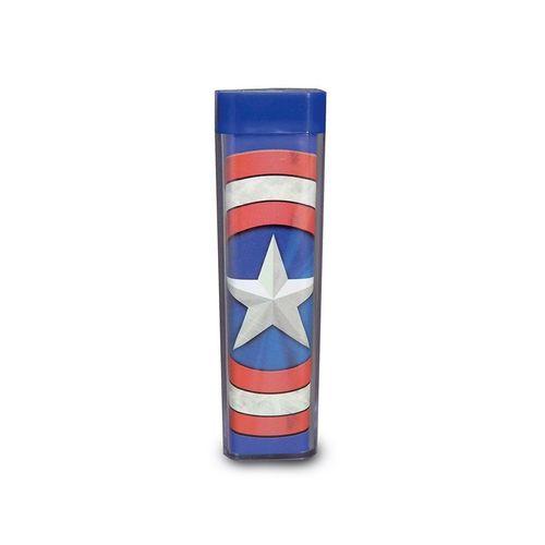 Batería Externa 2600 mAh Capitán América