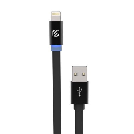 Cable Lightning 0.9M Negro