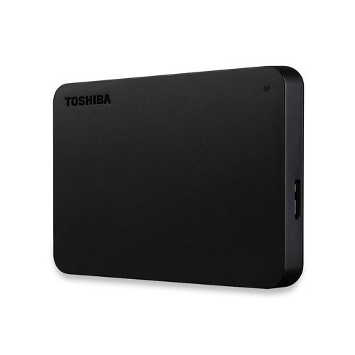 Disco Duro Externo 1TB Canvio Basics USB 3.0 Negro - Ideal para PC, Laptop y MAC