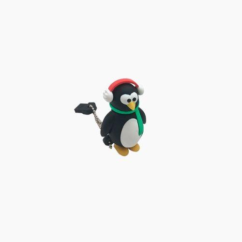 Memoria Usb 16Gb Diseño De Pingüino