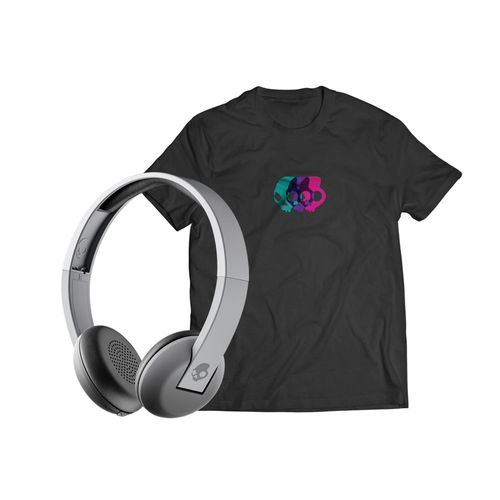Audífono Bluetooth On ear Uproar + Polo talla estándar