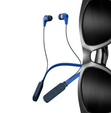Audífonos Bluetooth Ink'd 2.0 + Lentes de sol