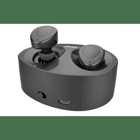 Audífono Inalámbrico In Ear bluetooth True Wireless con base para cargar