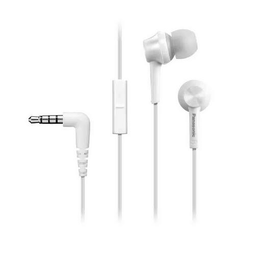 Audífonos In-Ear tcm115e-w con micrófono