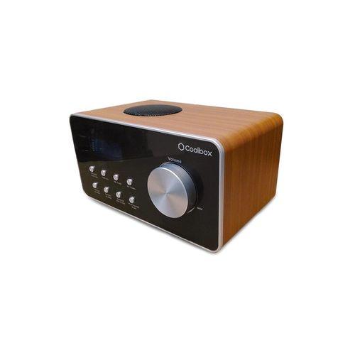 Radio reloj vintage