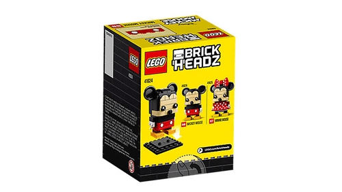 BrickHeadz Mickey Mouse