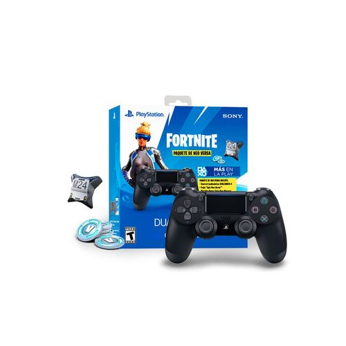Mando Inalambrico Dualshock 4 Ps4 + Fortnite