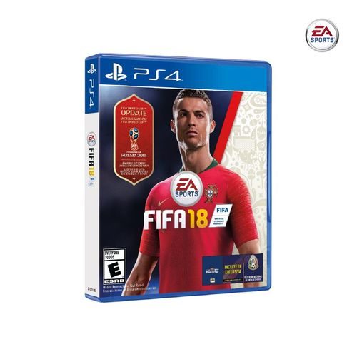PS4 FIFA 2018 World Cup