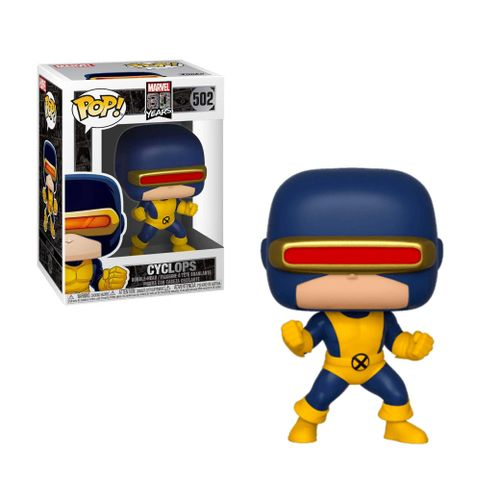 Pop Marvel- 80Th - First Appearance - Cyclops