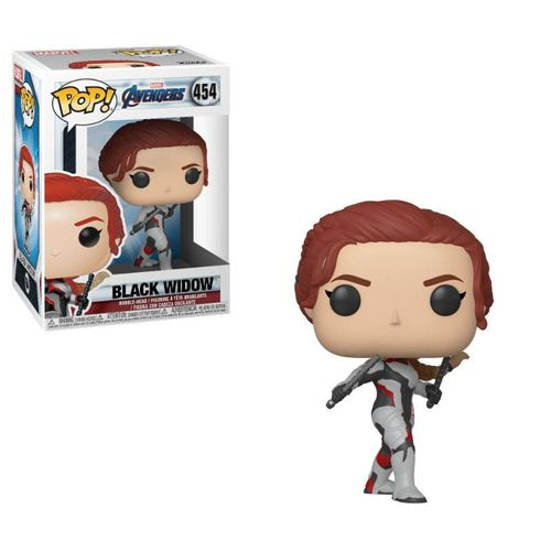 Pop Marvel Avenger Edgame - Black Widow