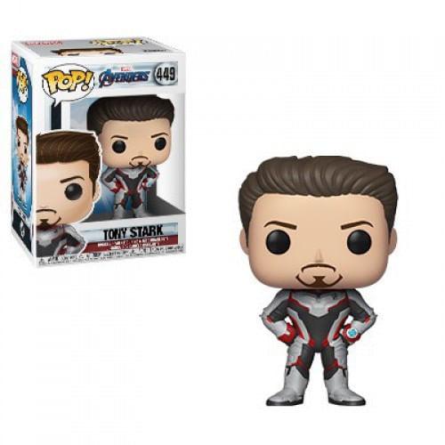 Pop Marvel Avenger Edgame - Iron Man