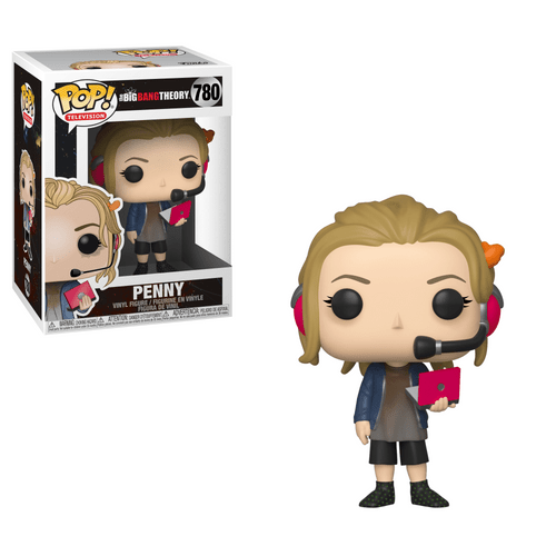 Pop Tv - Big Bang Theory S2 - Penny