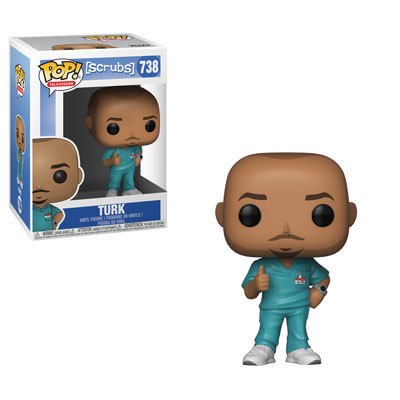POP TV- SCRUBS - TURK
