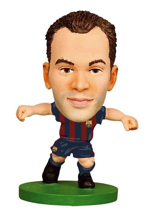 Soccerstarz - Barcelona Andrés Iniesta