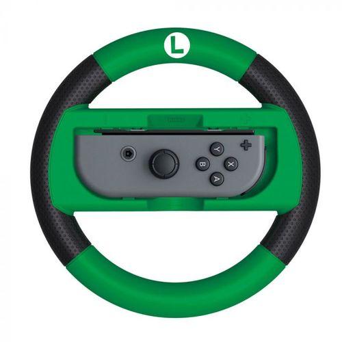 Timón Para Switch Mario Kart Wheel Luigi