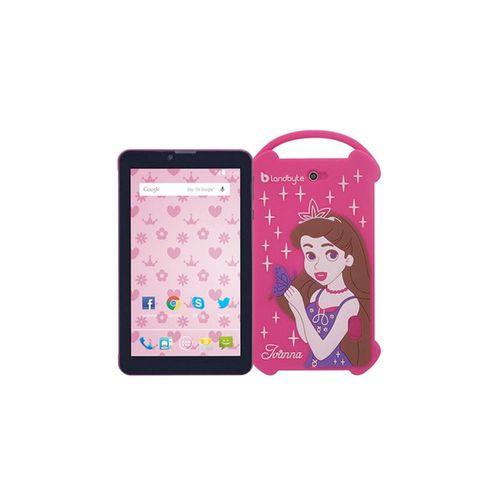 "Tablet Princesa -1 7"" 3G- 8GB/1GB"