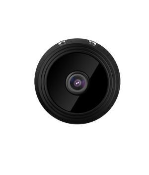 Mini Cámara Wifi 2.4G con Imán, Graba Videos 1080P, Toma Fotos, Detecta Movimiento, Cuenta con Visión Nocturna, Ángulo de Visión: 150°