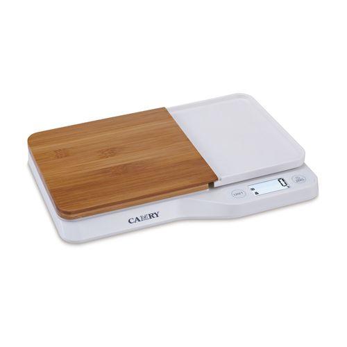 Balanza de cocina con Tabla para cortar