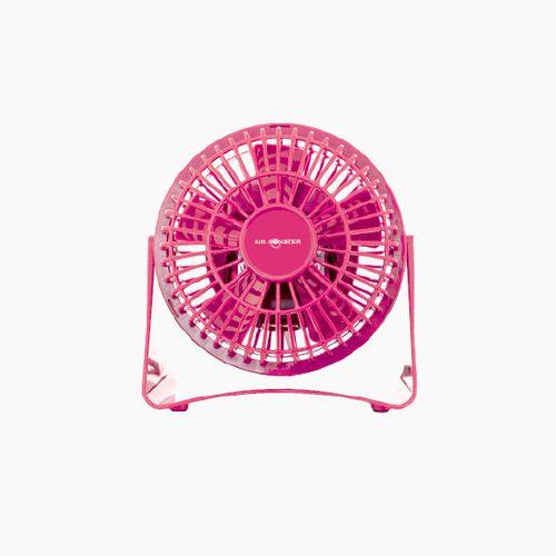 Mini Ventilador Rosado