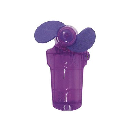 Mini Ventilador Transparente