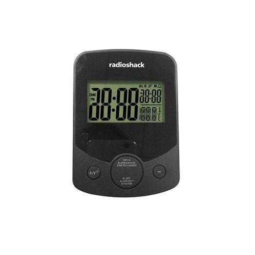 Reloj Despertador Con Medidor De Temperatura