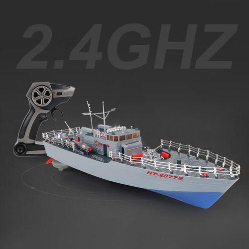 Barco modelo a escala torpedo a CR 2.4 GHZ