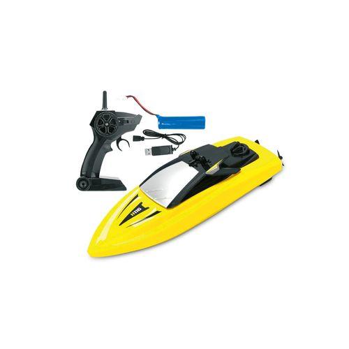 Bote a control remoto Longwish H116 amarillo