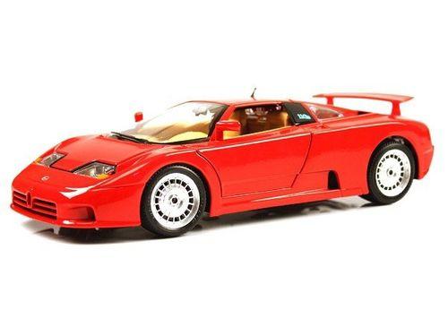 Bugatti Eb 110 Escala 1:18