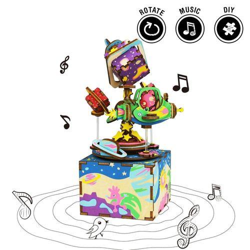 Caja Musical 117 Piezas Universo
