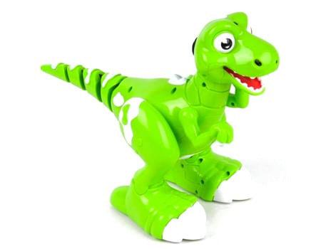 Dinosaurio inteligente
