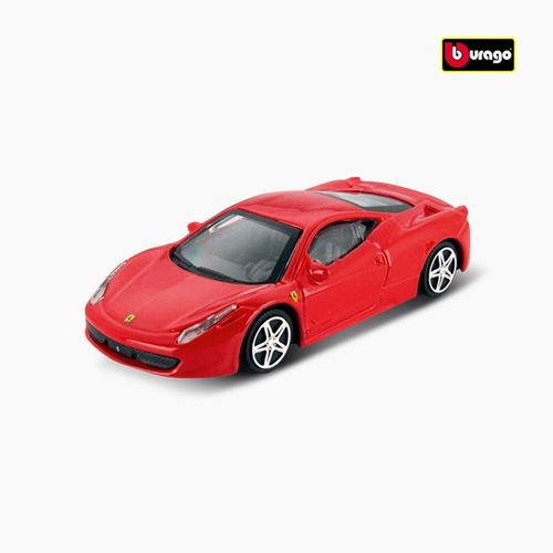 Ferrari 458 Italia Rojo Escala 1:43