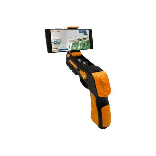 AR GUN - Pistola de Realidad Aumentada para Smartphones Naranja