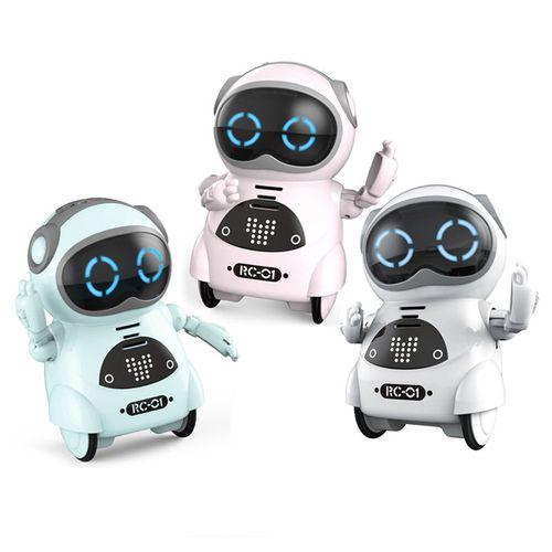 Robot de bolsillo que habla