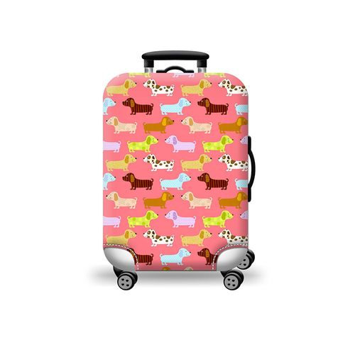 Cubierta protectora para maleta perros S