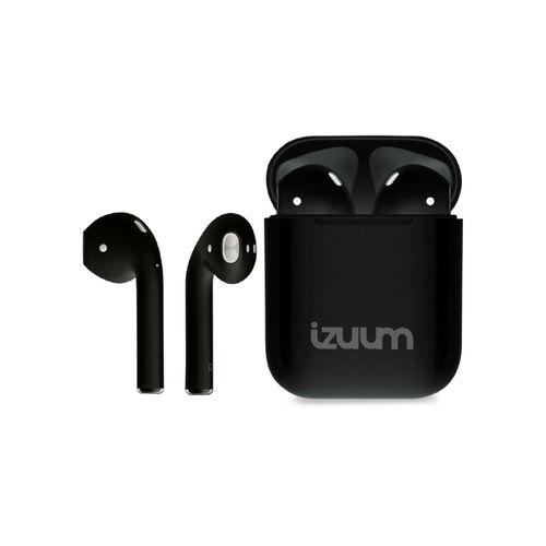 Audífono Bluetooth In ear True Wireless con estuche de carga, conexión automática, controles táctil