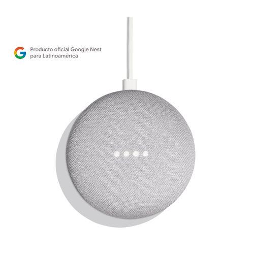 Home Mini - Altavoz inteligente con control por voz