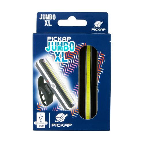 Luces Jumbo XL Rojo / Azul 100 Lumenes USB