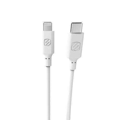 Cable lightning a tipo C Scosche reversible 1.2 m