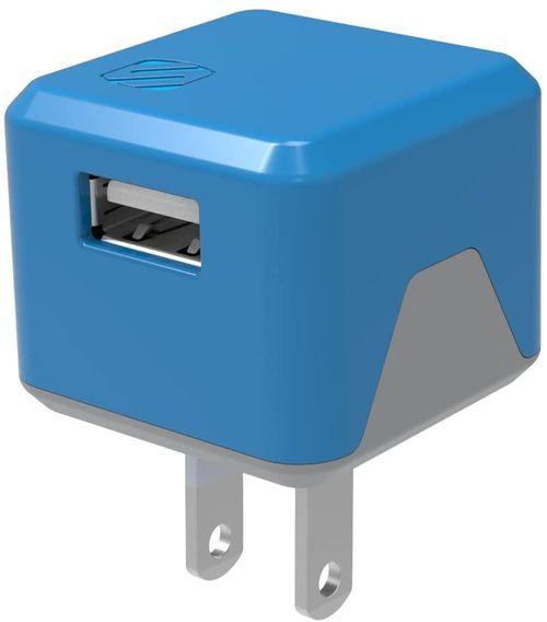 Cargador Pared de Carga Rápida Supercube Flip 12W entrada USB