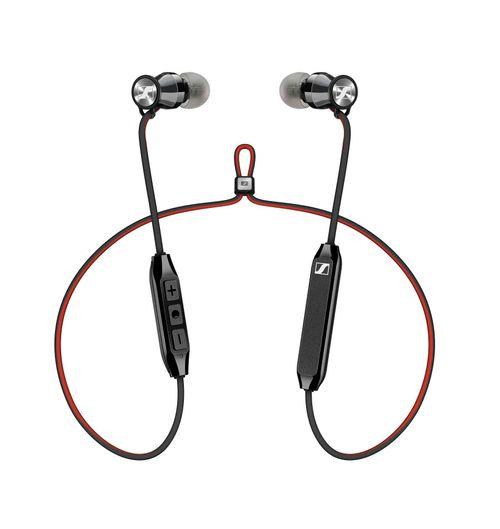 Audífono Bluetooth In ear MOMENTUM FREE, soporte Qualcomm apt-X para un verdadero sonido de alta fidelidad, micrófono incorporado, conexión multipunto