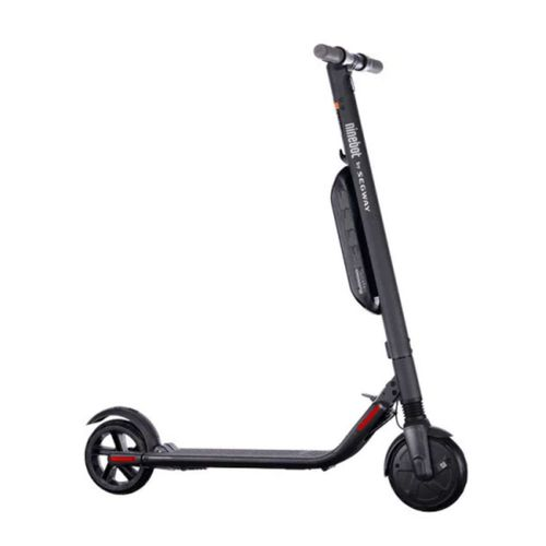 "Scooter eléctrico Ninebot ES4 8-7.5"", autonomía 40-45 km, vel. 30 km/h, 300w, carga de 6-7 horas"