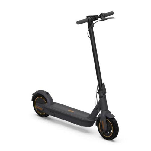 """Scooter Eléctrico Ninebot Max G30P, negro, autonomía 65 km, vel. máx: 25 km/h, tolerancia, 100 kg, llantas de 10"""", motor: 350W, tiempo de carga: 6 hrs"""