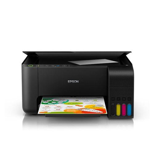 Impresora Multifuncional Eco Tank L3150 - Tanque de tinta a color para Hogar, Wi-Fi Direct