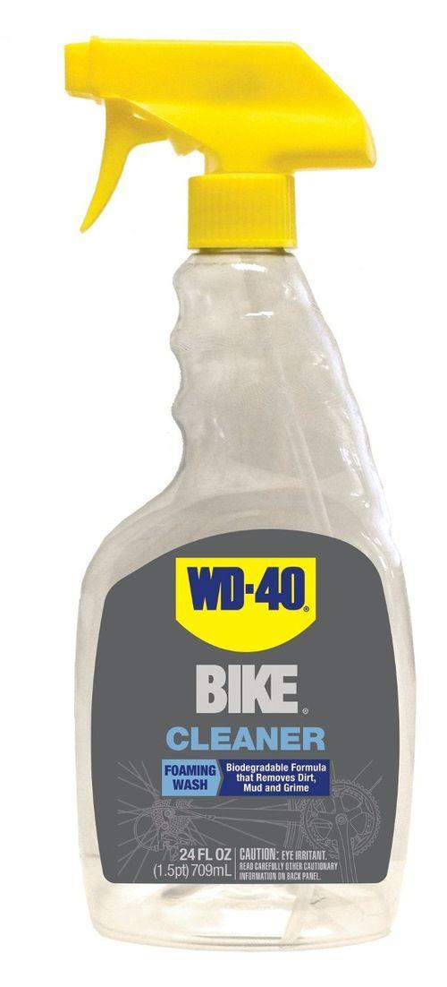 Limpiador total WD 40 bike, 500ml, fórmula biodegradable que ayuda a eliminar la grasa y suciedad, seguro para todas las superficies de bicicletas