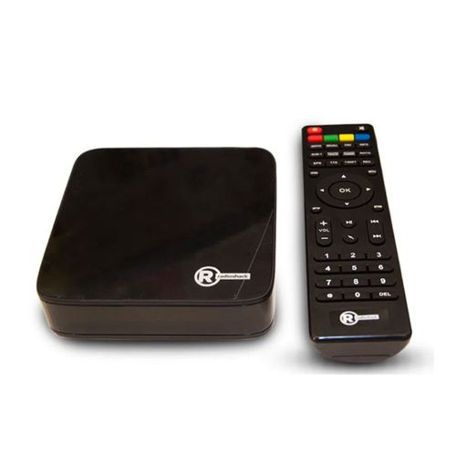 Dispositivo Android Box 7.1 4k Radioshack - Convertidor a Smart TV