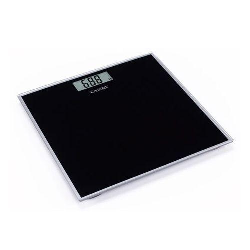 Balanza Electrónica de Baño de Vidrio Templado con Pantalla Digital - Peso Max 150Kg