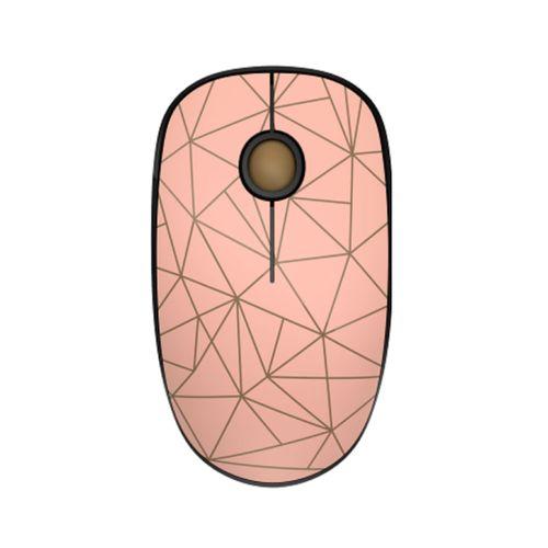 Mouse Inalámbrico Silencioso 3 Botones Diseño Nude 1500 DPI Teraware