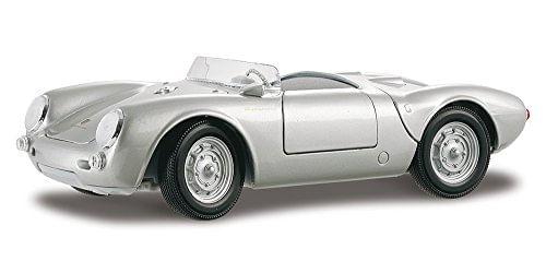 Auto Coleccionable 1:18 Porsche 550A Spyder 1950