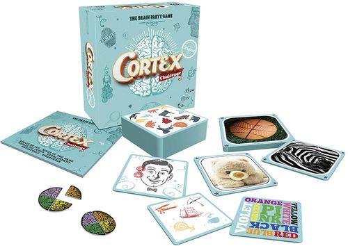CORTEX CHALLENGE, Juego de Agilidad Visual, Coordinación, Memoria y Razonamiento