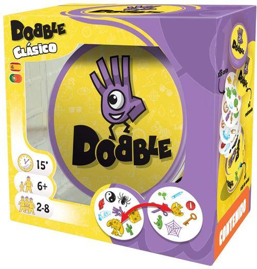 DOBBLE, Juego de Percepción Visual para Toda la Familia